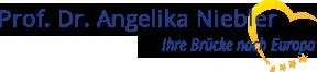 Newsletter von Prof. Dr. Angelika Niebler